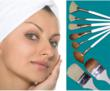 Beauty Strokes Spa Treatment & Mask Brushes