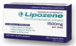 How Lipozene Works