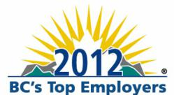BC's Top Employers 2012