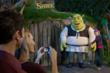 Shrek welcomes families to Gaylord Hotels for a night of fun in and around Washington, D.C., Nashville, or Orlando.
