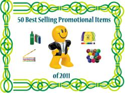 Top Promotional Products of 2011