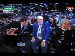 Allan Jones and wife Janie at Barrett-Jackson Auto Auction