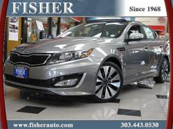 Silver Kia Optima Sale