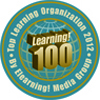 Learning! 100 Awards logo