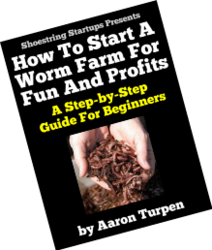 How To Start A Worm Farm