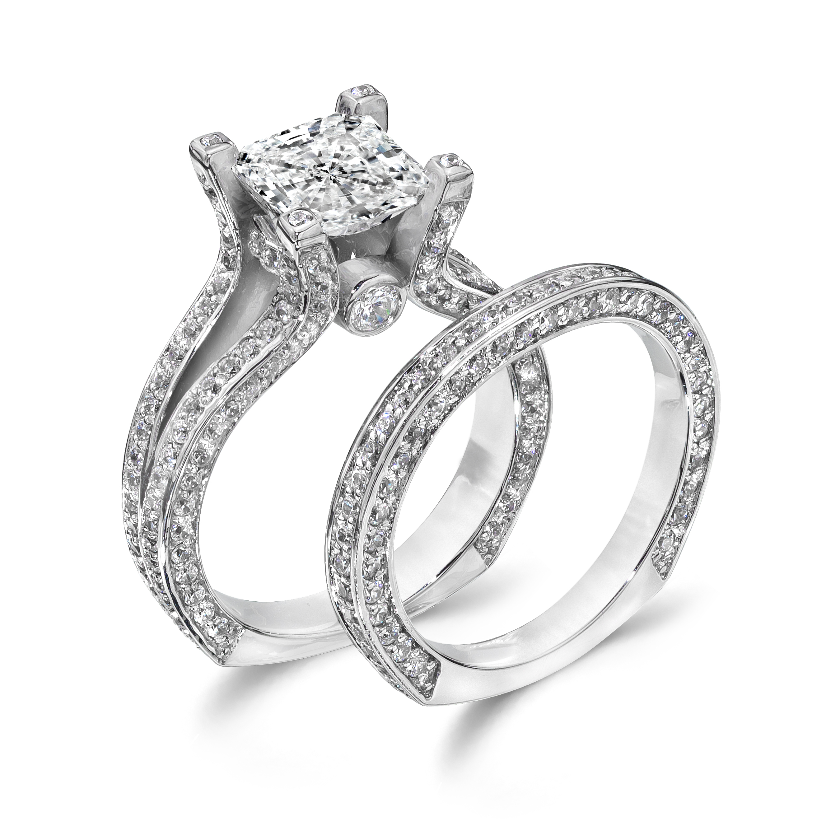 Birkat Elyon Experiences Growth As S Discover The Value Of Cubic Zirconia Wedding Sets