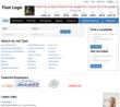 Job board software homepage