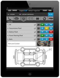 Automobile, Car Insurance, Repair and Service Checklists iPad Applications