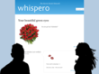 Secret Valentine Chat @ Whispero™ The Secret Social Network