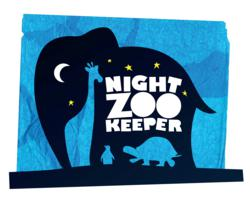 Magical Animals in the Night Zoo