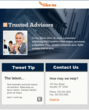 business template from TabSite