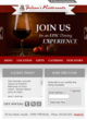 Restaurant Template - Available at TabSite.com
