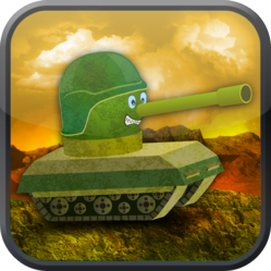 iphone tank game