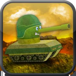iphone tank game