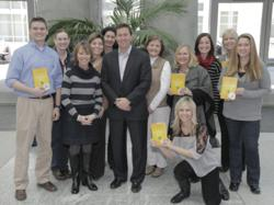 National Agents Alliance invites local teachers to meet Gordon, author of The Energy Bus