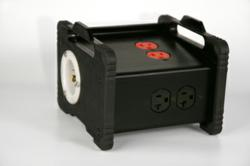 Lex Products PowerHOUSE Doghouse Portable Power Distribution Box