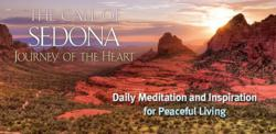 call of sedona, meditation, application, android, iOS, itunes