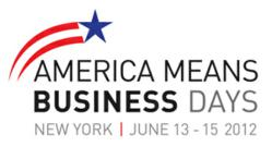 America Means Business Logo