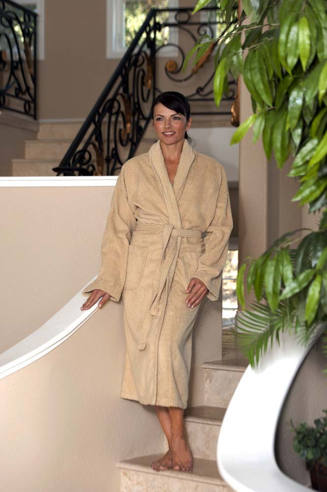 Lithium Ion Battery >> ThermaRobe Debuts Worlds Most Luxurious Wireless Heated Robes