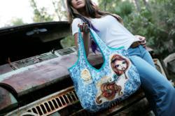 Migdalia Tote Bag