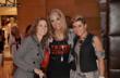 Jennifer Nicole Lee with JNL Fusion Master Trainers Maribel Fuentes & Marina Aleksintser