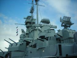 USS Alabama in Mobile, AL