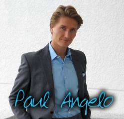 Gay Matchmaker And Gay Life Coach Paul Angelo, MHA, MBA