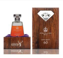 Glen Grant 60 Diamond Jubilee Whisky