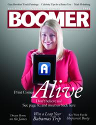 Introduces new Aurasma and QR Code Technology Targeting Boomers