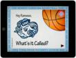 What's It Called? Carolina Tar Heels Basketball iBook for the iPad