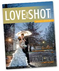 Creativity Issue - Love that Shot Magazine