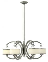 Hinkley Lighting 4856BN Monaco Chandelier