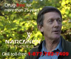 drug-free Narconon graduate