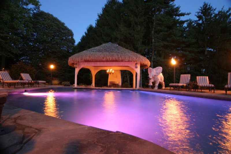 monogram custom homes and pools project featured on hgtv