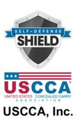 U. S. Concealed Carry Association Defense Shield