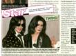 "Star Magazine - ""Twins"" Carlo Riley with MJ in Japan 2007"