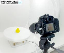 RotaryView 360 product viewer platform easly upload 360 product photography and publish