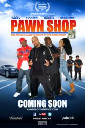 Pawn Shpp, Parrish Redd, PAFF, Pan African Film & Arts Festival, Los Angeles, Films, Movies, Film Director