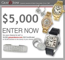 Gray & Sons Contest on Shpoonkle