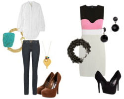Valentine Outfit Ideas From Local Hem's Online Boutiques