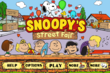 Celebrate the holiday with these special Valentine features on Snoopy's Street Fair digital game from Beeline