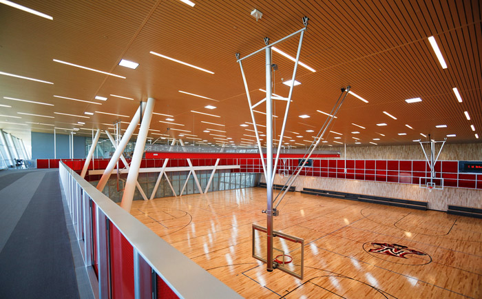 Student Funded Rec Center Opens At Cal State Northridge
