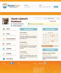 Senior Care Society Family Portal