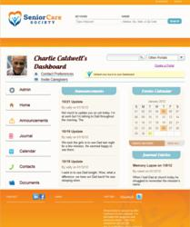 Senior Care Society Family Portal