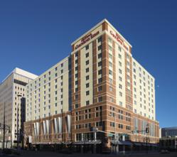 Stonebridge Companies Hilton Garden Inn Denver Downtown is