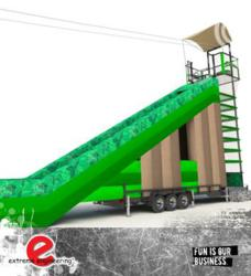 The Award Winning Zippin Zone is the ultimate zipline solution.