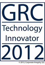 GRC Technology Innovator Award 2012