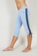 Spacecat, Spacecat Yoga Wear, Spacecat Side String Capri, Side String Capri, Women's Capri, Yoga Capri,