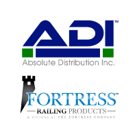 ADI & Fortress Railing Products Logos