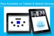 BrideLive.com Video Conferencing on a tablet